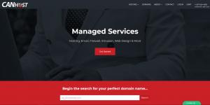 Web Hosting Company - Kelowna Hosting - CanHost