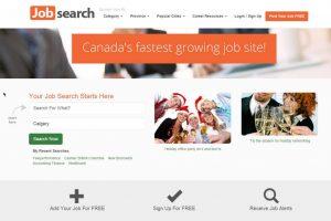 JobSearch.ca - Web Development